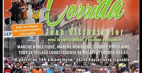 📌Dernières heures pour les inscriptions à la 52ème Corrida Jean Ritzenthaler 👍