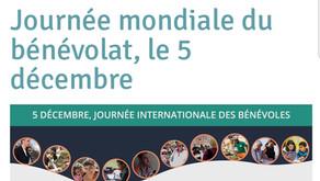 🙏Merci aux bénévoles : journée dédiée 👍