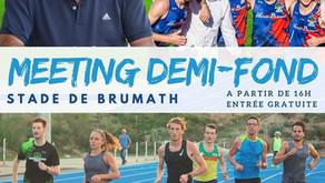 🏆au meeting de Brumath samedi 3 octobre 2020