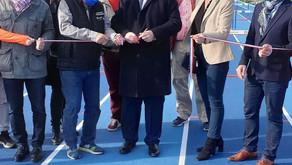 🎉 Inauguration Dimanche 25 octobre 2020🎉 de la piste d'athlétisme de Colmar