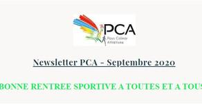 📢 Newsletter PCA de septembre : pensez à regarder dans vos spams 📩