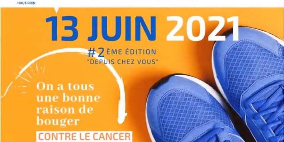LES DE-FOULEES DE LA LIGUE le 13 juin 2021- ESRCAC partenariat avec la ligue