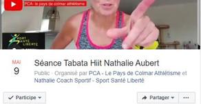 📽️ 3ème Facebook live de Nathalie 09/05 10h30