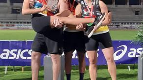 3 médailles à Blois aux Championnats de France pour le PCA 💪