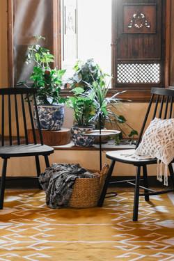 Crib Dining Chair