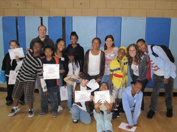 Peace4Kids at the Watts-Willowbrook Boys and Girls Club
