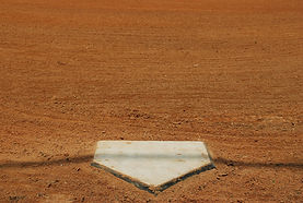 Picture of pitcher's mound