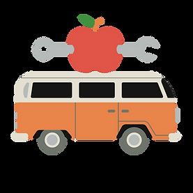 vw bus DIY mechanic teaching