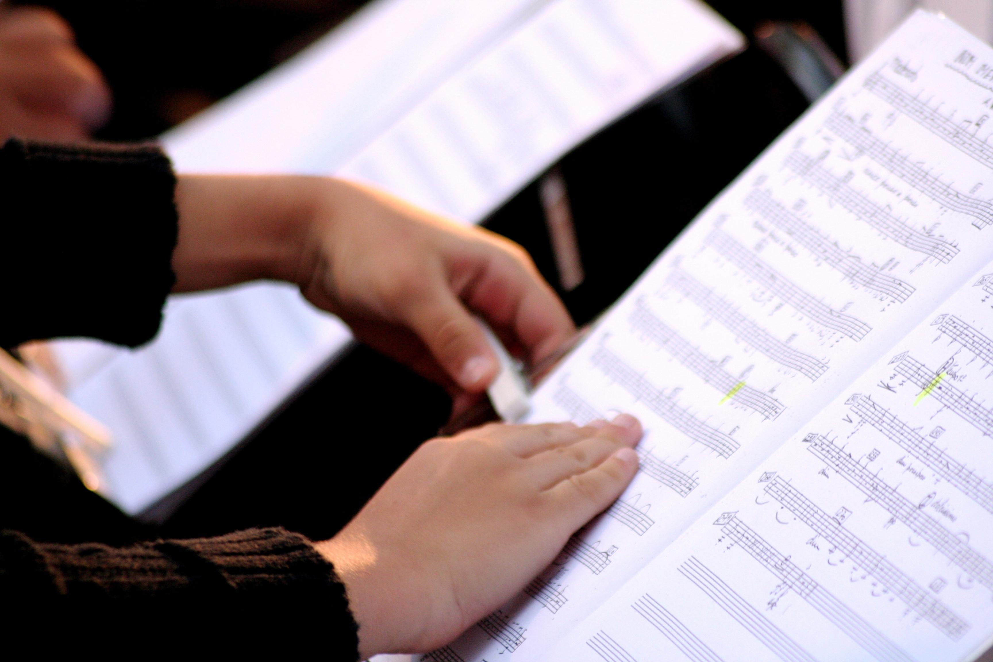 Intermediate Private Piano Lessons