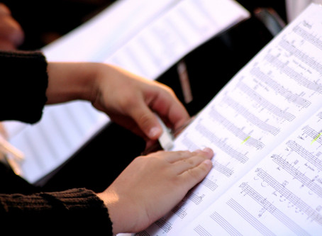 The simplist way to make reading music easier