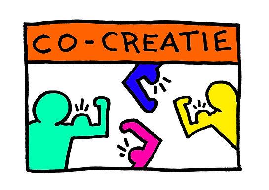 Kleine Stadshart Co-creatie Top