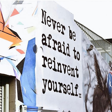Online Course: Reinvent Yourself