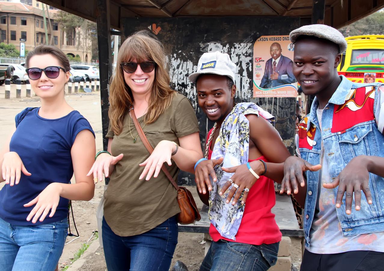 Storytelling Tour By Former Nairobi Street Kids