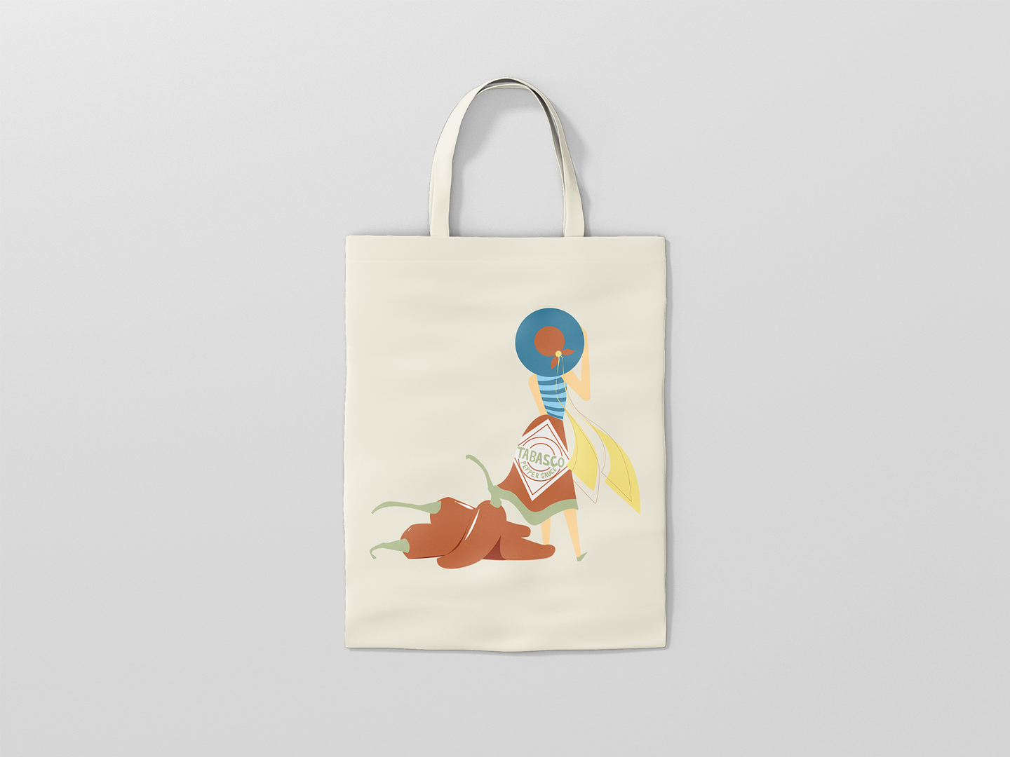 Hot Sauce Tote Bag
