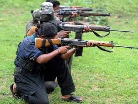 Six Maoists killed in encounter in Visakhapatnam Agency