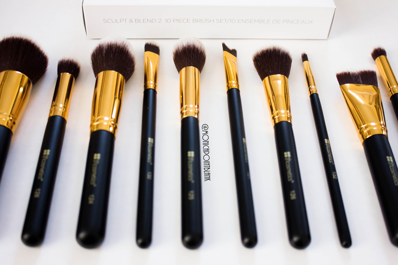 59b7816fad67 FIRST IMPRESSIONS  BH Cosmetics Sculpt   Blend 2 Set