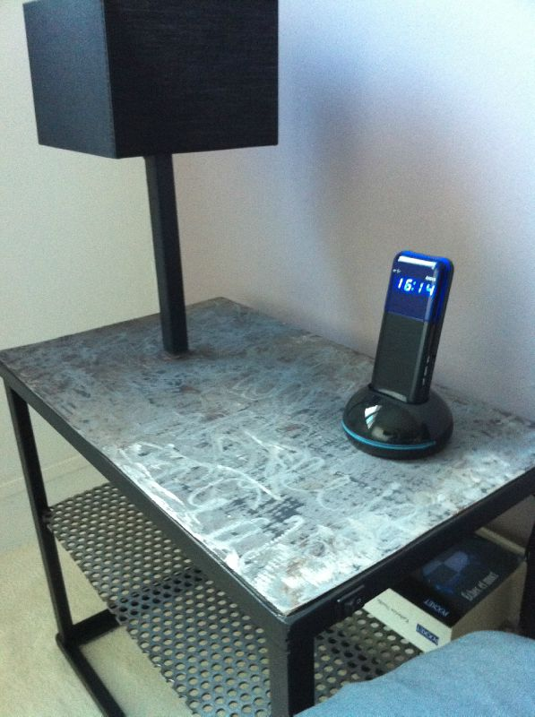 Pair of bedsides table lamp