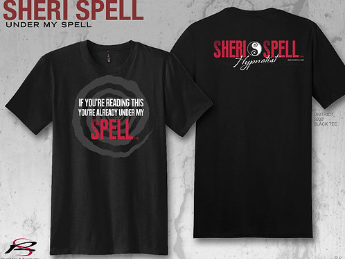 Sheri Spell T-Shirt Ladies Cut