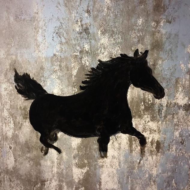 Horse in heaven