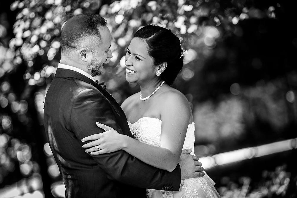 sposa messicana e sposo italiano