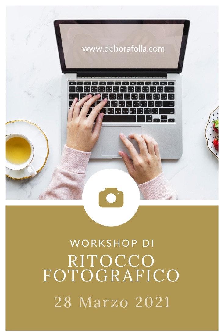 Workshop di Ritocco Fotografico