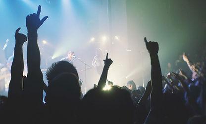 A multidão