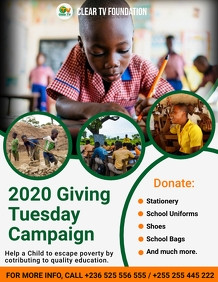 givingtuesday-fundraising-flyer-template
