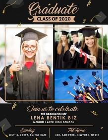 graduation-announcement-flyer-design-tem