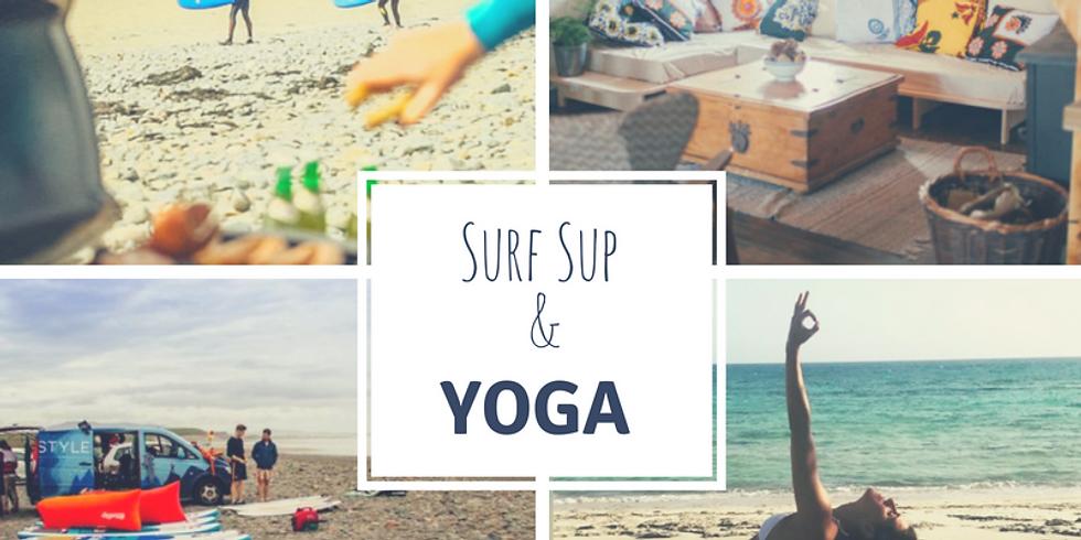 Surf, Sup & Yoga Trip