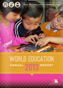 World Education 2013 Annual Report