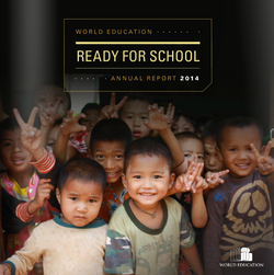 World Education 2014 Annual Report