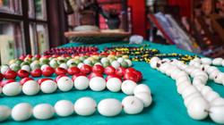 Artisanat perles-graines