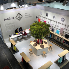 The Fabric Workshop : Munich ISPO 2020