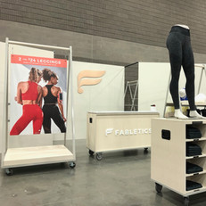 Fabletics by Kate Hudson — pop up