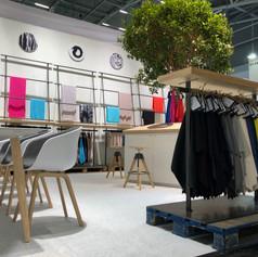 The Fabric Workshop : Munich ISPO 2020