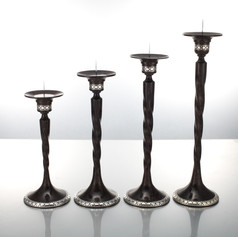 candle stick holders
