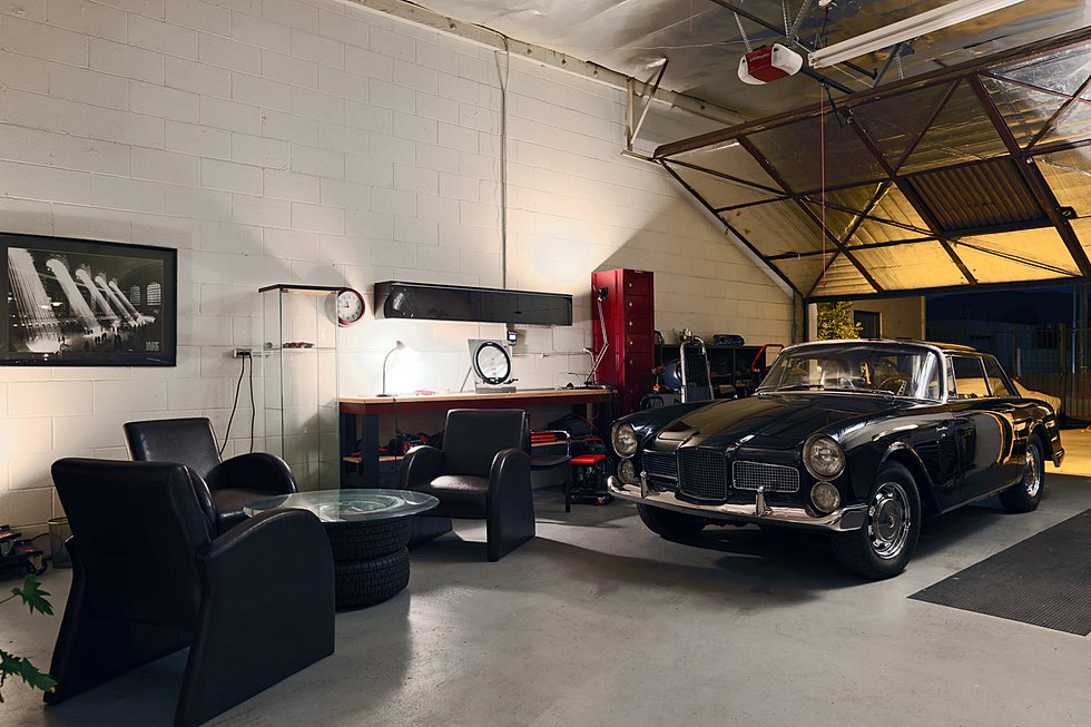 Burbank & Los Angeles event venue w/ collectable classic cars for sale