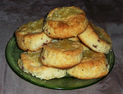 Scones Peppered Bacon & Cheese2