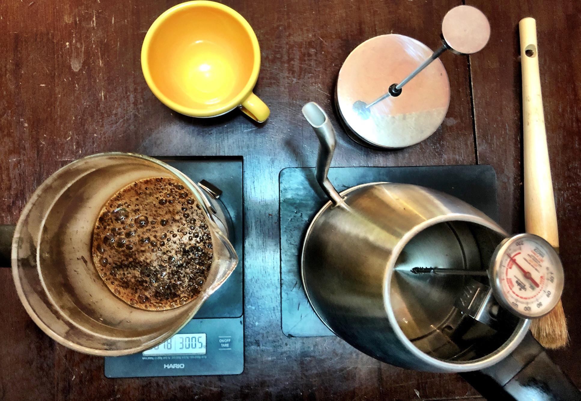 CaféXperiencia  Taller presencial
