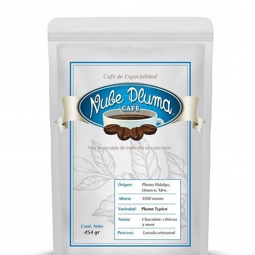 1 LB (454 gr) CAFÉ NUBE PLUMA - DE ORIGEN