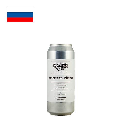 Salden's American Pilsner