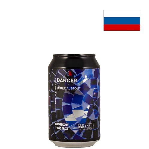 Пиво Bakunin Dancer | Бакунин Дэнсер | 330 мл | ж/б - CHILL