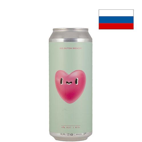 Пиво Red Button Cherrynade | Ред Батон Черинейд | 500 мл | ж/б - CHILL