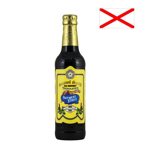 Пиво Samuel Smith Oatmeal Stout | 355 мл | бут. - CHILL