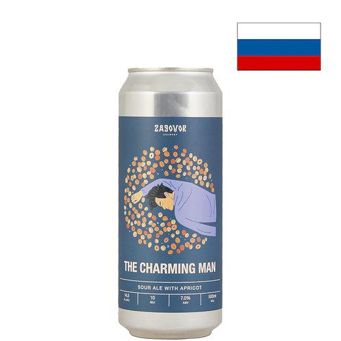 Пиво Zagovor The Charming Man | Заговор Чарминг Мэн | 500 мл | ж/б - CHILL