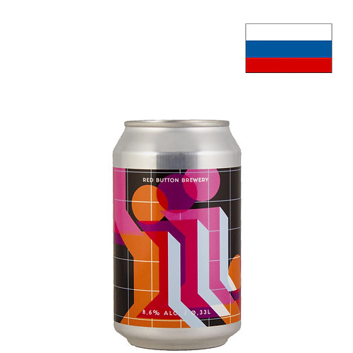Пиво Red Button iii | 500 мл | ж/б - CHILL