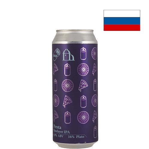 Пиво Velka Morava Presta | Велка Морава Преста | 500 мл | ж/б - CHILL