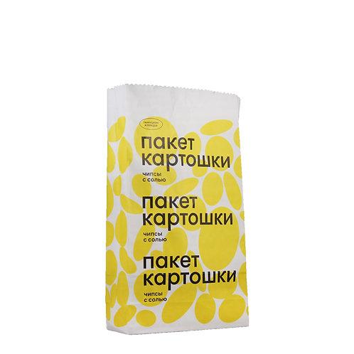 """""""Пакет Картошки"""" с солью"""
