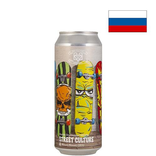 Пиво Big Village Street Culture | Биг Вилладж Стрит Калчр | 500 мл | ж/б - CHILL