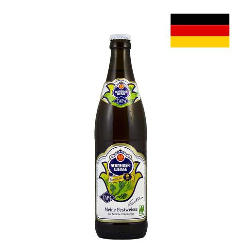 Пиво Schneider Weisse Festweisse (TAP04)   500 мл   бут. - CHILL